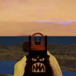 Rust Survivor LR-300 [SP/FiveM] [Animated] 1.0
