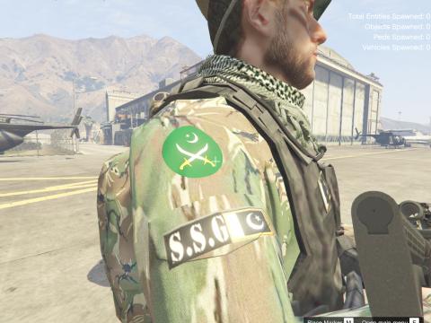 SSG commando Pakistan army