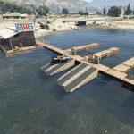 Sandy Shores Gas Dock [YMAP] [Map Builder] 1.0