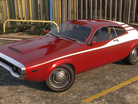 Schyster Velox [Add-On | Tuning | Liveries | Sounds] 1.1