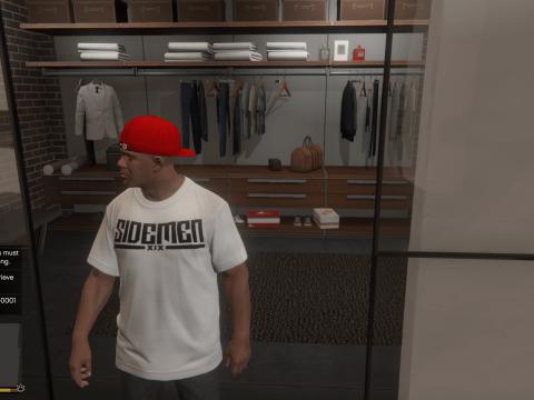 Sidemen Tshirt for Franklin 1