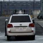 Toyota Land Cruiser 200 2013 [Add-On]