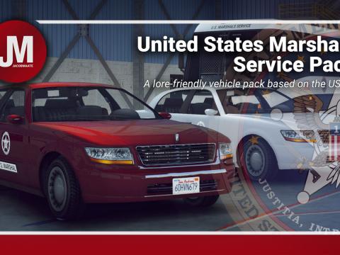 U.S. Marshals Service (USMS) Pack [Add-On   Lore Friendly   Soundbank   FiveM-Ready] 1.1