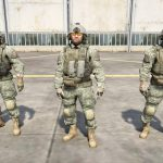 US Army Outfits for Protagonists 3.0.1