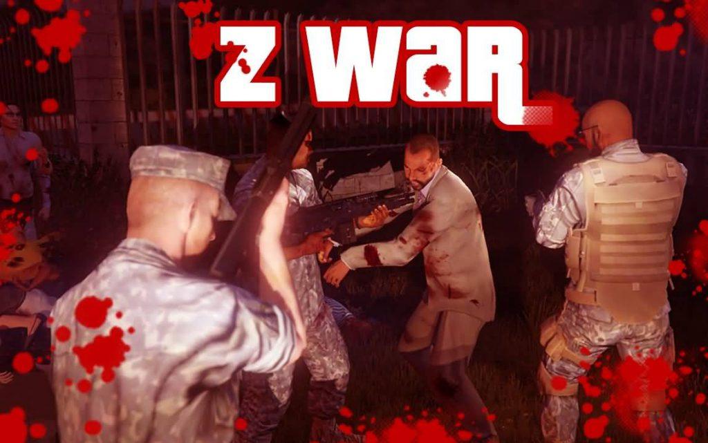 Zombie War Beta1