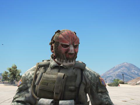 Cod warzone jackal mask to franklin