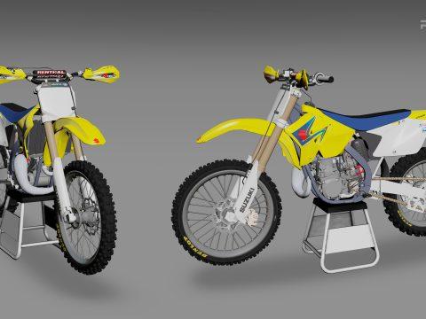 2008 Suzuki RM 250 [Add-On]