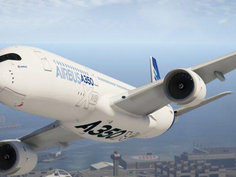 Airbus A350-900XWB [Add-On] 1.0