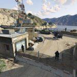 Anti-Zombie Dam (menyoo) 1.0