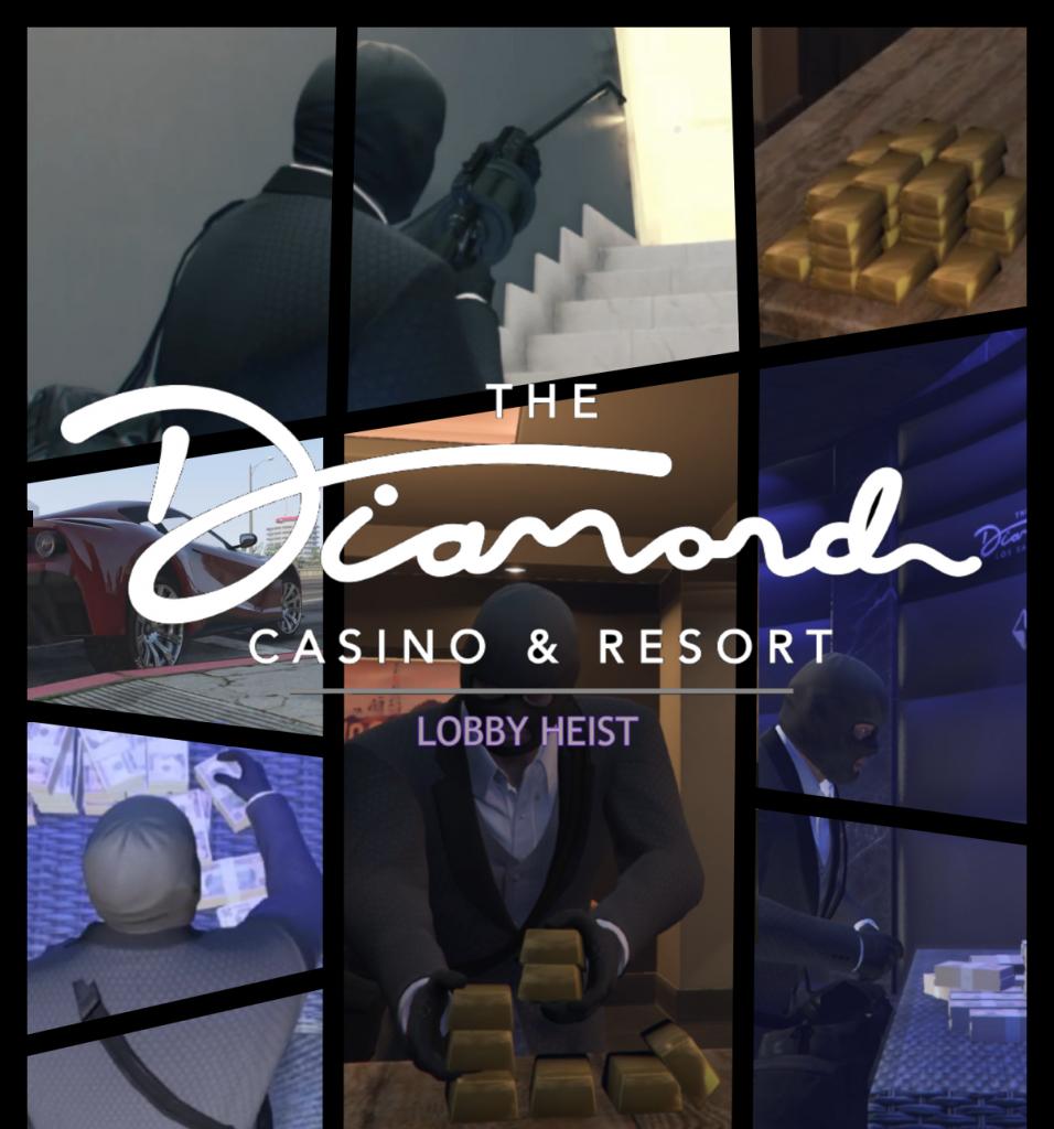 Diamond Casino Lobby Heist BETA 1.0