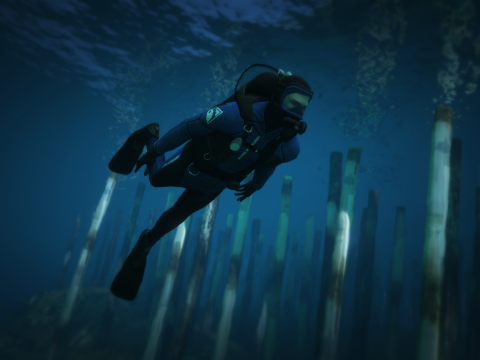 Diving Motion 2.0