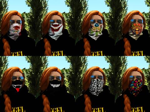 Female Mask 1.0