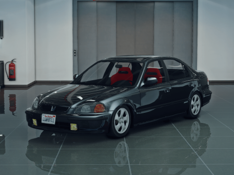 Honda Civic VTi [ Add-On | FiveM] ] 1.0