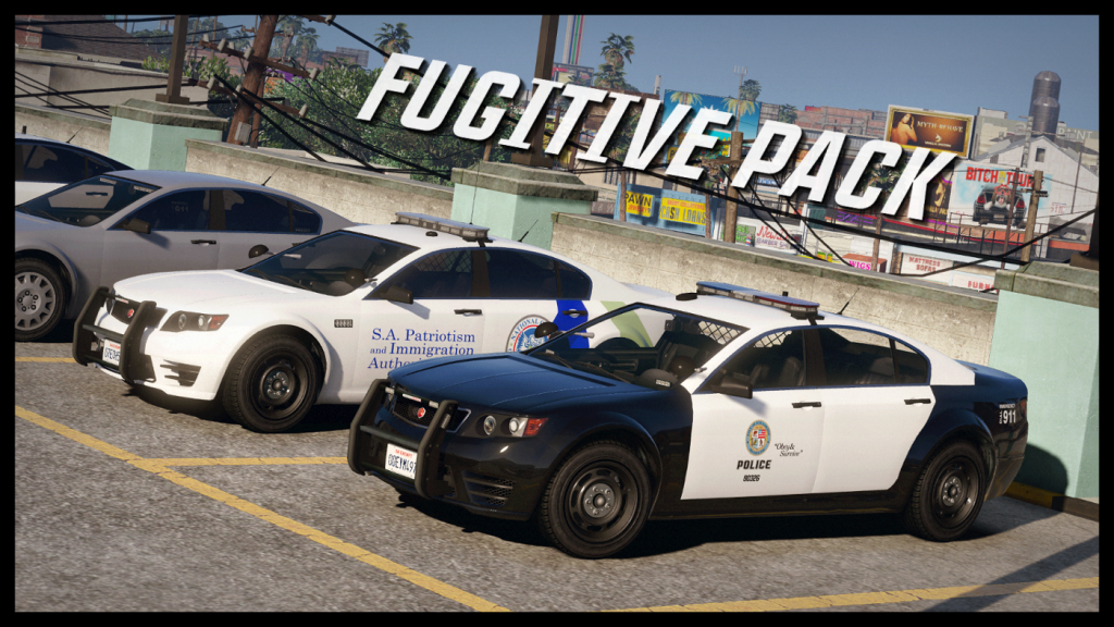 Improved Cheval Fugitive Pack [Add-On + Replace] 2.0