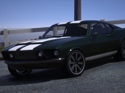 Kanto Shenanigans Drift Dominator GTT [Add-On | LODs | Handling] 2.0