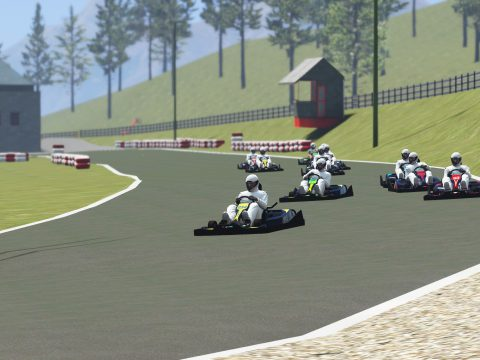Kart Track at Spa-Francorchamps 1.0