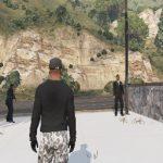 Malibu Mansion Security and Peds [Menyoo] 1.0