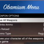 Obamium Menu v1.0