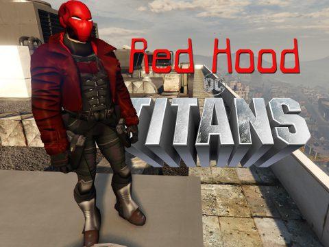 RED HOOD - Retexture 1.0