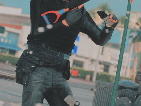 Rust - AK47