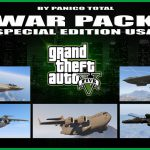War Pack: Special Edition USA [ AddOn   Mods   Custom Layouts] 5.0