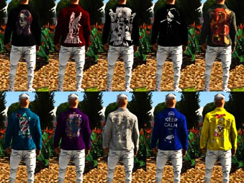 Men's denim jacket 1.0