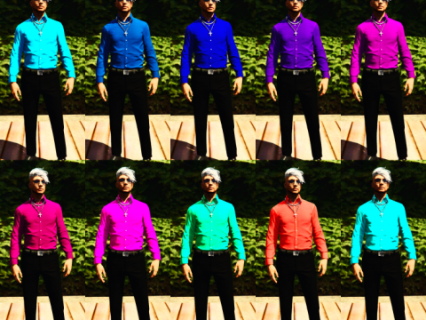 Men's shirts 1.0