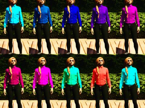 Women's shirts 1.1