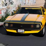 1971 AMC Javelin-AMX [Add-On   Tuning   Template   Extras] 1.0