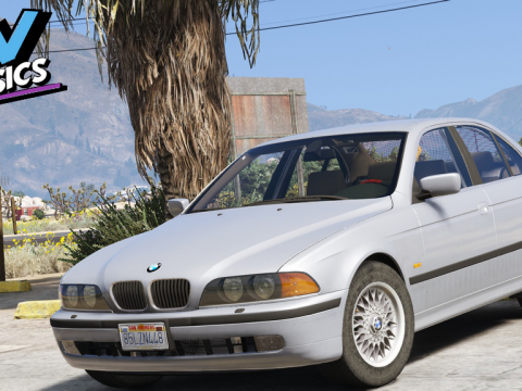 1997-2001 BMW 5 Series 535 I / 530 D E39 US-Spec [Add-On | Extras | LODs] 1.6