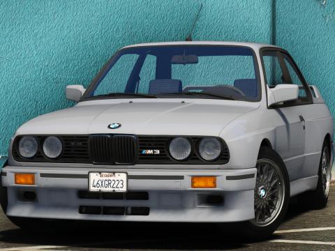 BMW M3 E30 [Replace / Add-On / FiveM] 1.0