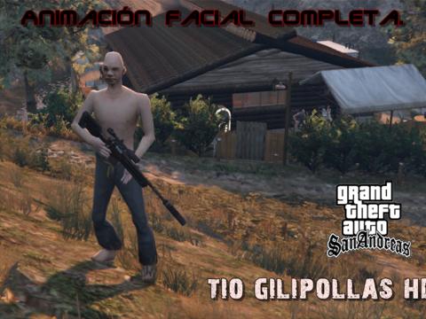 GTA SA Tio Gilipollas 4k oficial (benny) 3.0