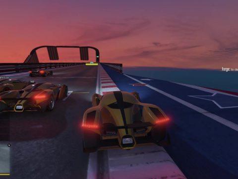 GTACoop Race Gamemode 0.1