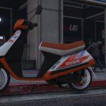 Honda Vision SA50 [Add-on   Tuning   Livery]
