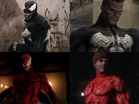 Venom & Carnage (MH) [Add-On Ped] 1.0 (FINAL)