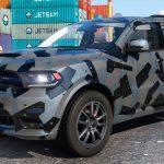 2018 Dodge Durango SRT [Add-On   Template   Tuning   LODs   Extras   Animated Engine] 1.0