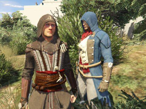 Assassins Creed Movie Aguilar de Nerha [Add-on Ped] 1.2