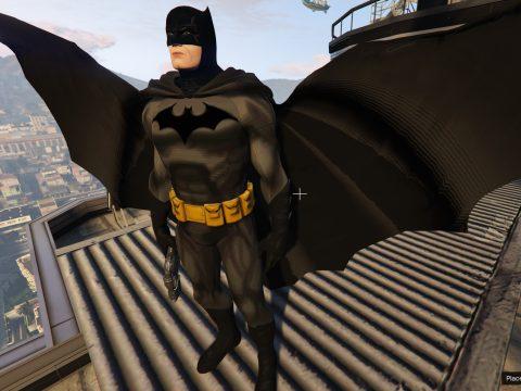 BATMAN Year One - Retexture 1.0