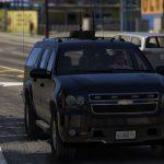 Chevrolet Suburban Secret Service [Add-On   Wipers]