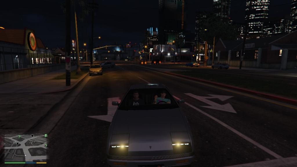 Enter Vehicle as Passenger 1.0