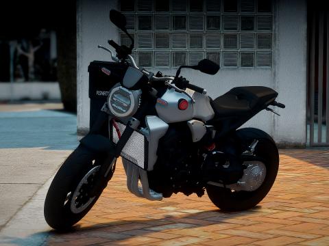 Honda CB 1000R 2020 [Add-On]