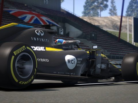 RS20 Renault F1 Formula One [Add-on] 1.0
