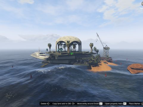 The Gold Triangle Island 1.0